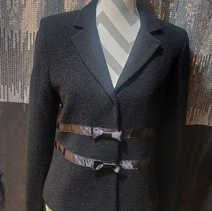 Mercer & Madison Wool Blend Suit Jacket Size 8